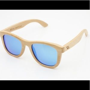 Other - Solid Original Bamboo Sunglasses